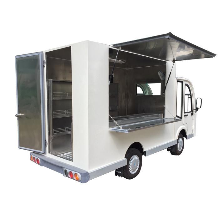益高电动餐车1