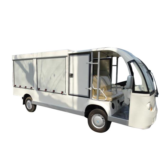 益高流动售货车2